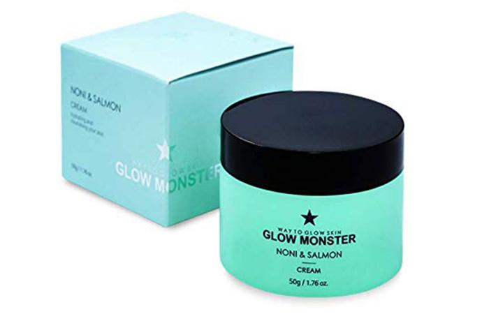 Glow Monster Triple-Action Moisturizing, Brightening