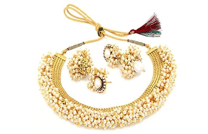 Gold Plated Jewelery Set