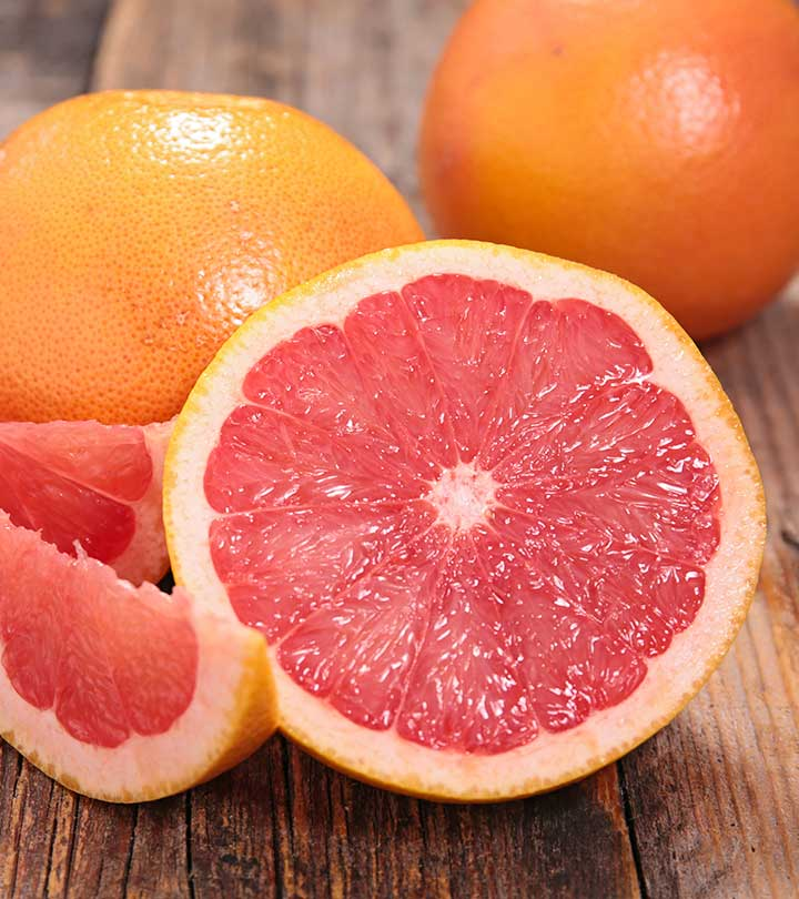 Grapefruit Benefits and Side Effects in Hindi