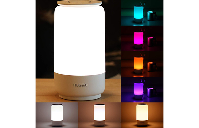HUGOAI LED Table Lamp