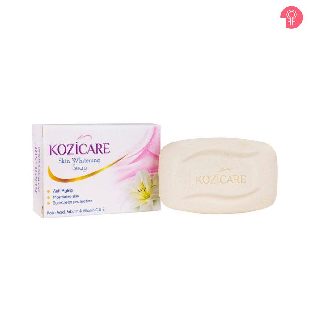 Kozicare Skin Whitening Soap