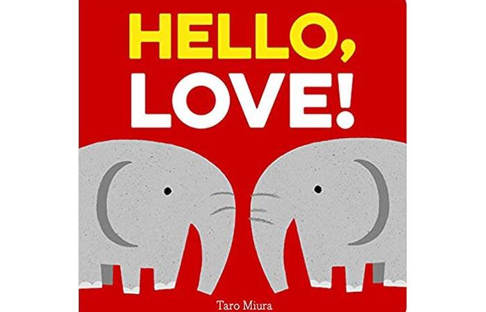 Hello, Love by Taro Miura