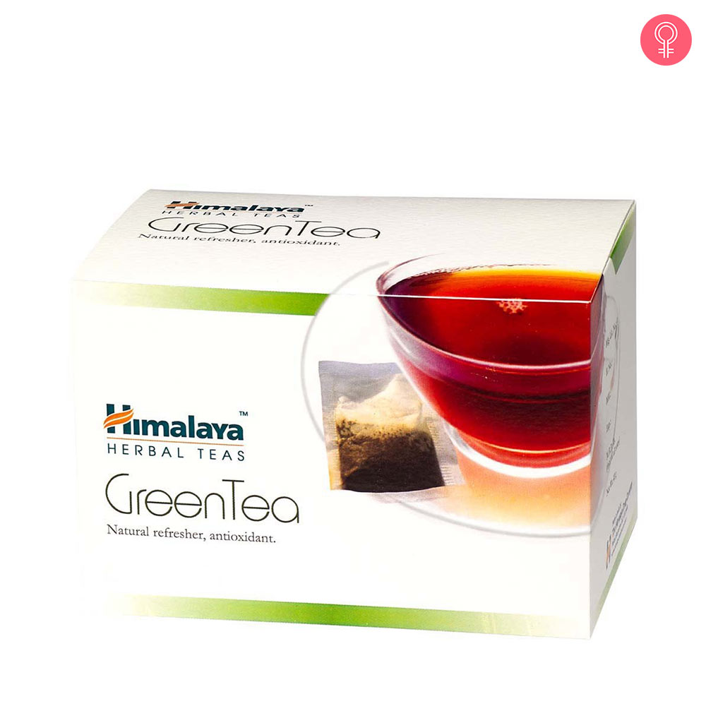 Himalaya Herbals Green Tea
