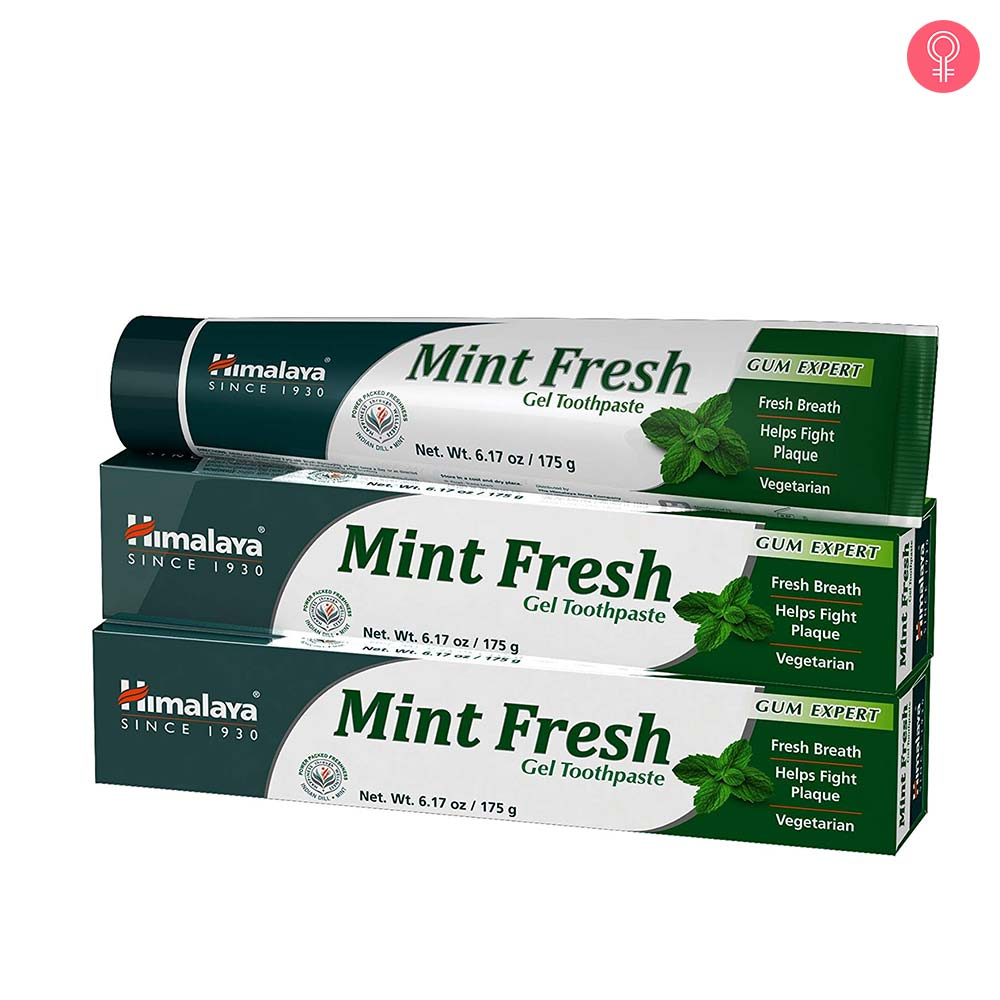 Himalaya Herbals Mint Fresh Herbal Toothpaste