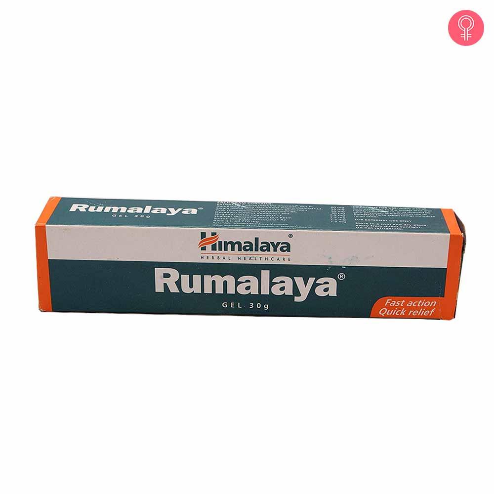 Himalaya Herbals Rumalaya Gel