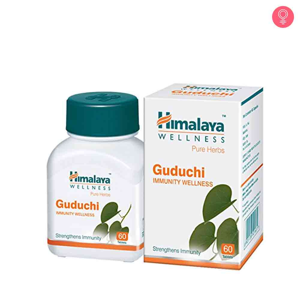 Himalaya Wellness Guduchi Tablets