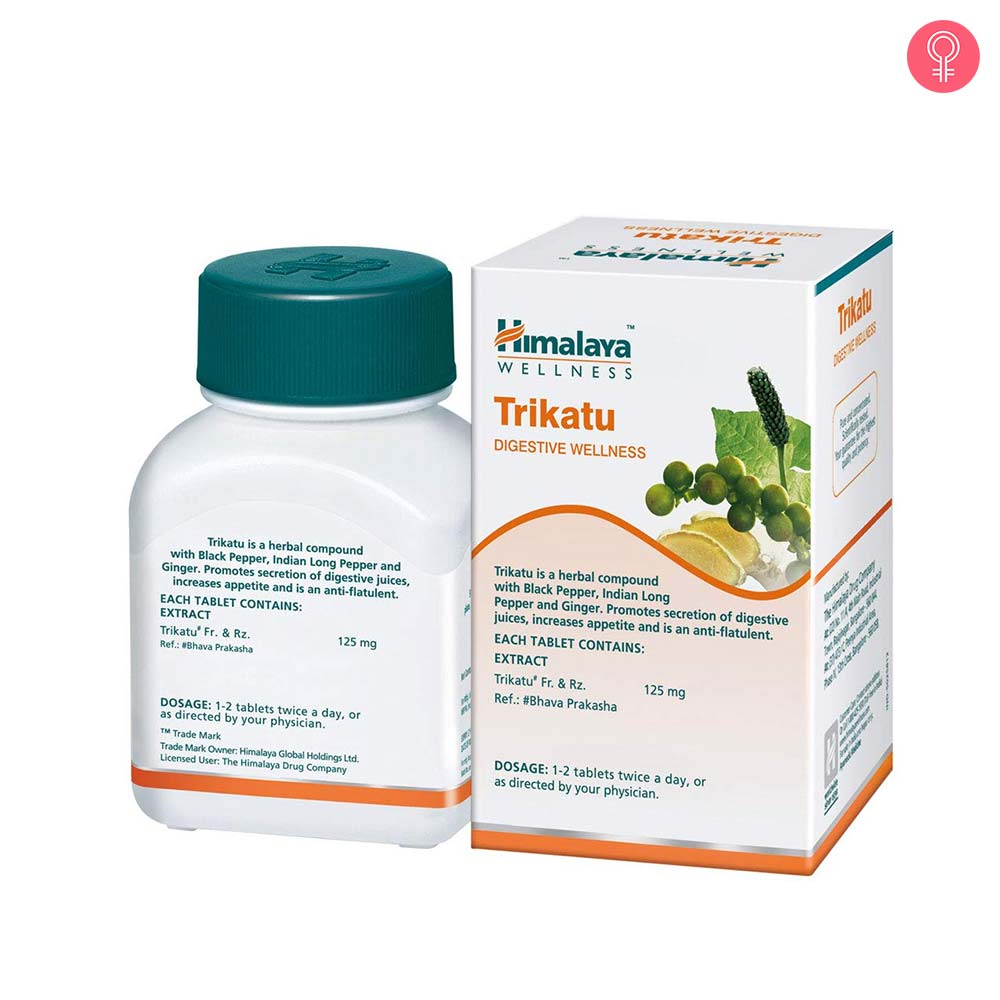 Himalaya Wellness Trikatu Tablets