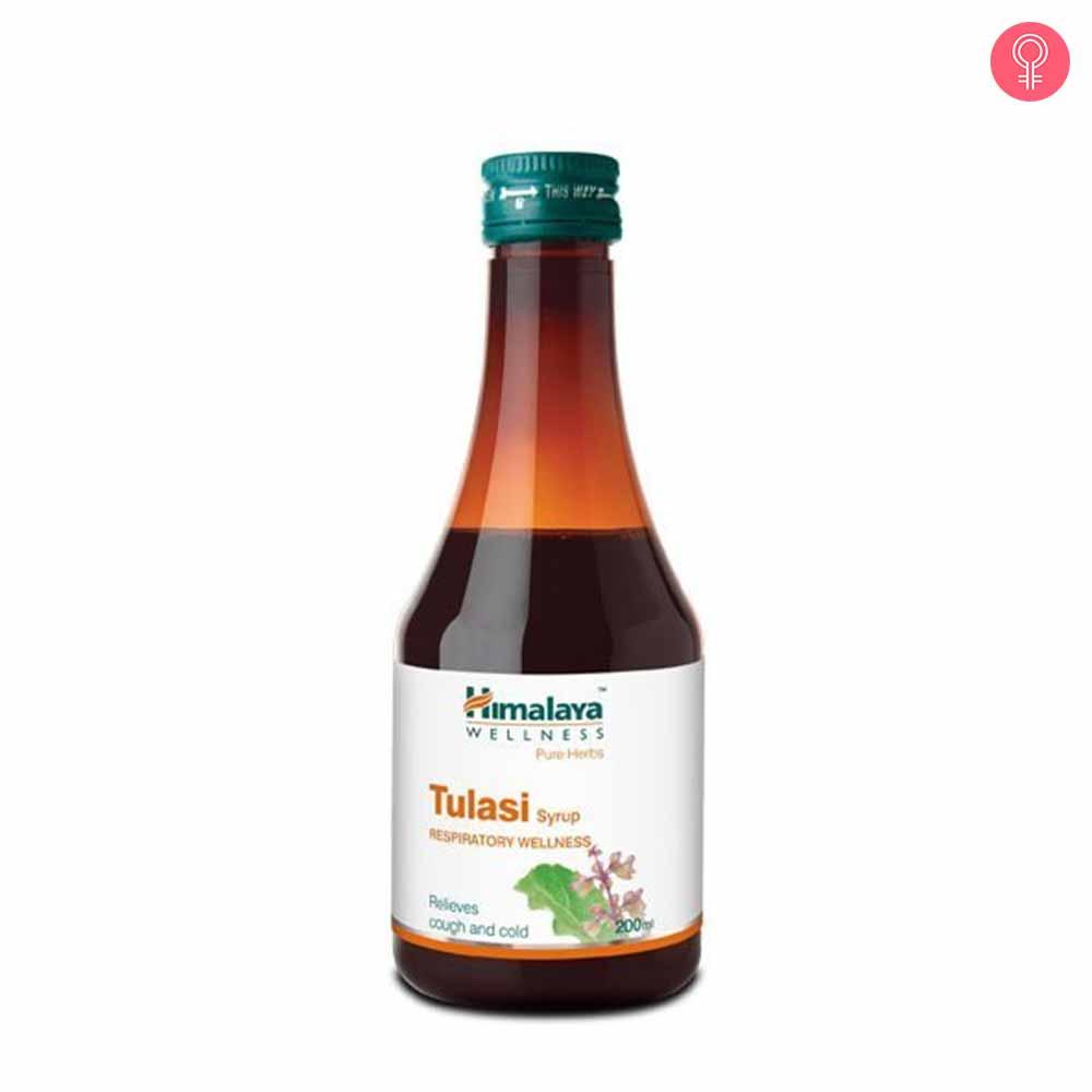 Himalaya Wellness Tulsi Respiratory Wellness Syrup