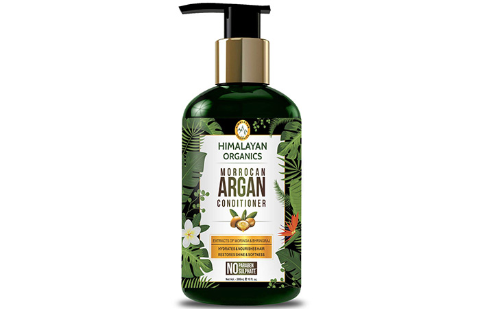Himalayan Organics Morrocan Argan Conditioner