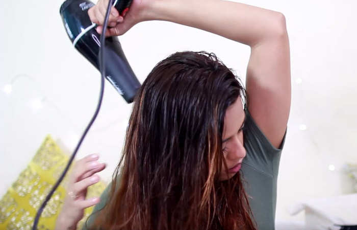 How To Dry Hair Correctly