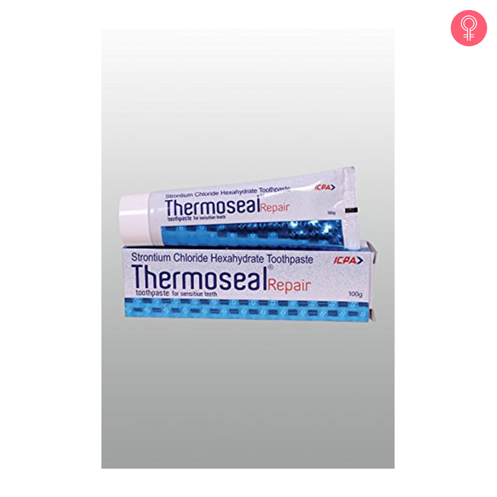 ICPA Thermoseal Repair Toothpaste