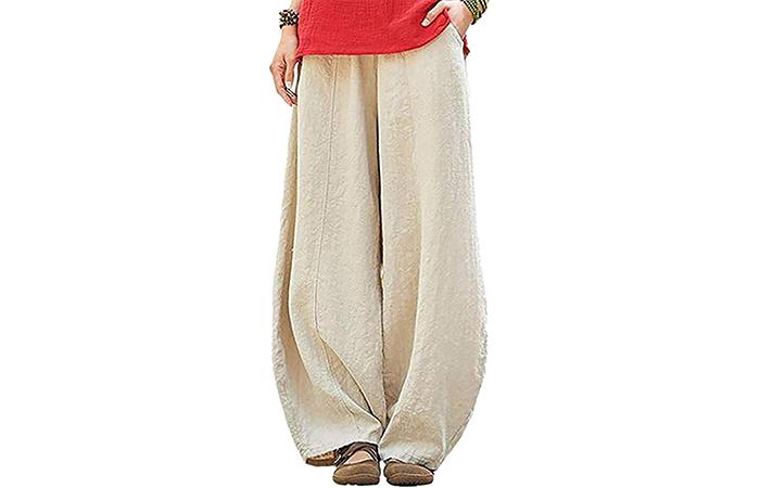 IXIMO Women's Casual Baggy Pants