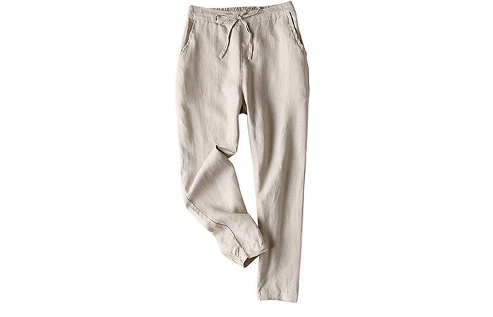 IXIMO Women's Cropped & Tapered Pants