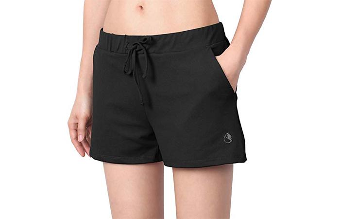 Icyzone Women's Workout Shorts