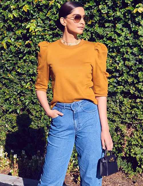 It's Mellow-Yellow Affair Look