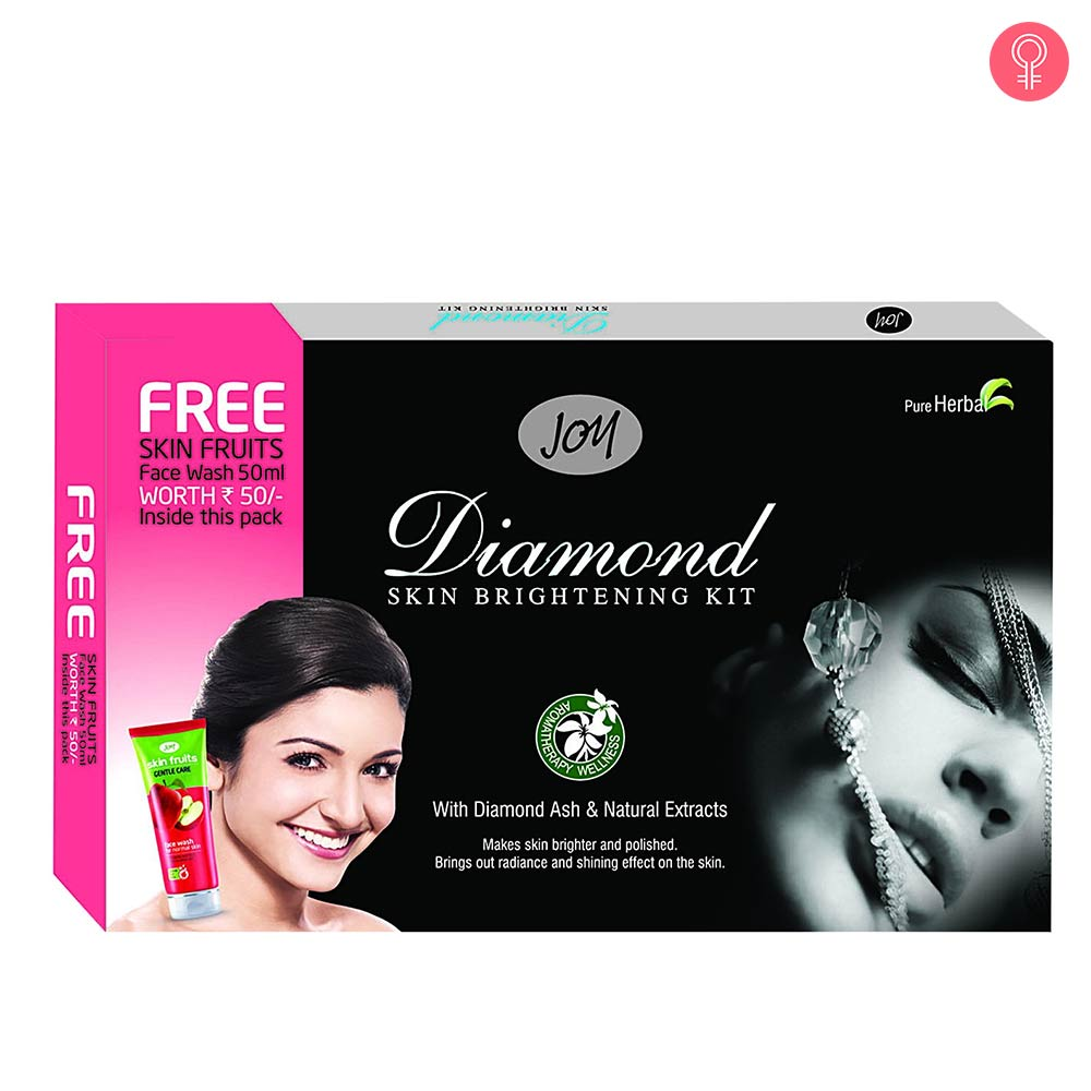 Joy Diamond Skin Brightening Facial Kit