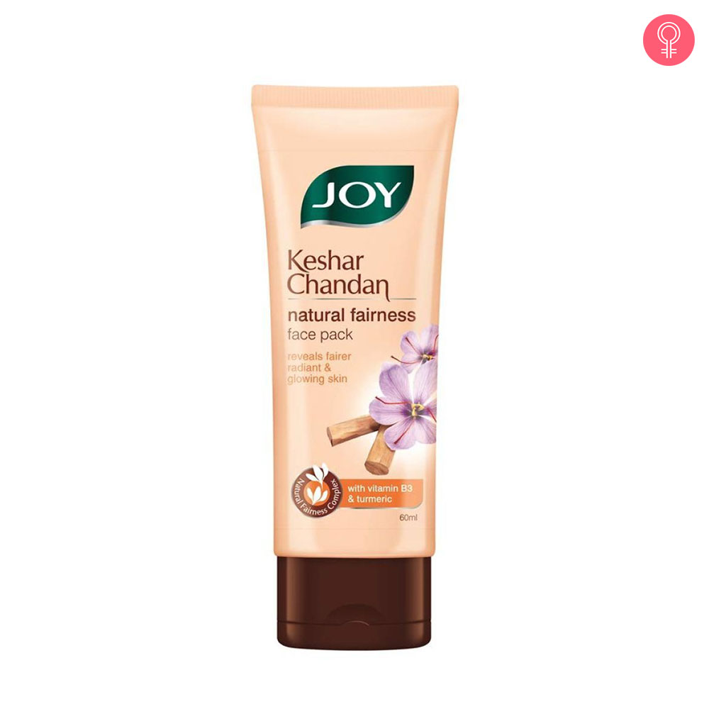 Joy Kesar Chandan Face Pack