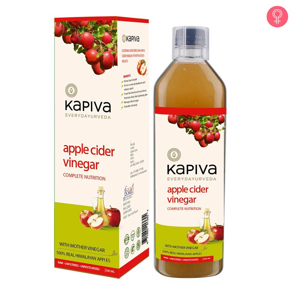 Kapiva Apple Cider Vinegar