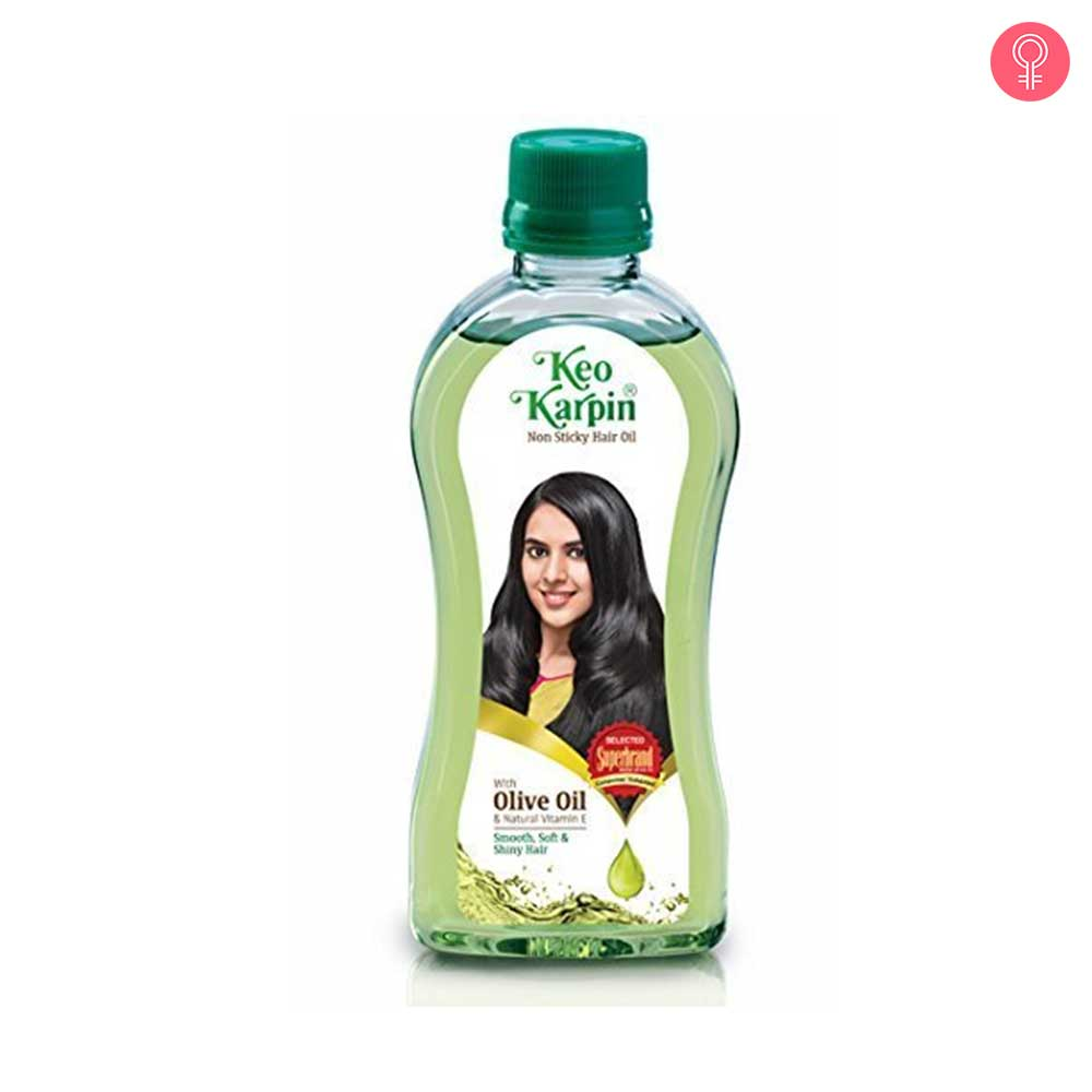 Keo Karpin Non-Sticky Hair Oil
