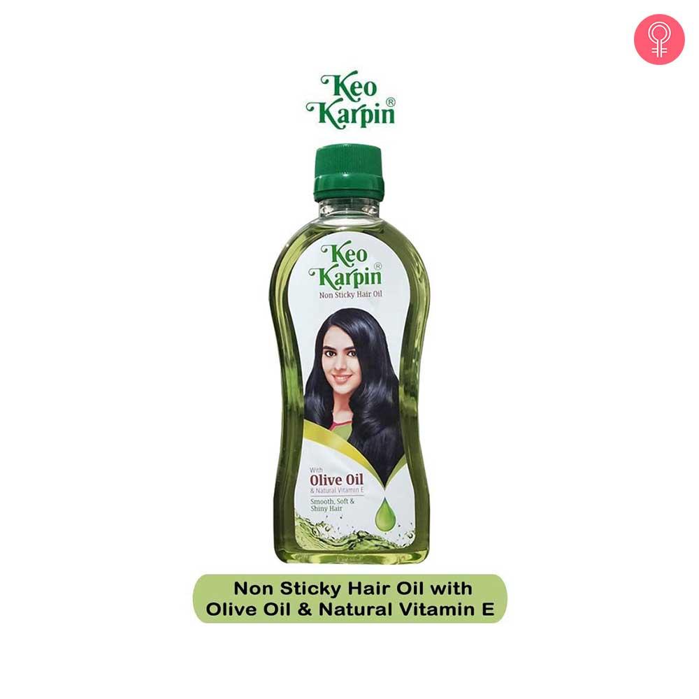 Keo Karpin Non-Sticky Hair Oil