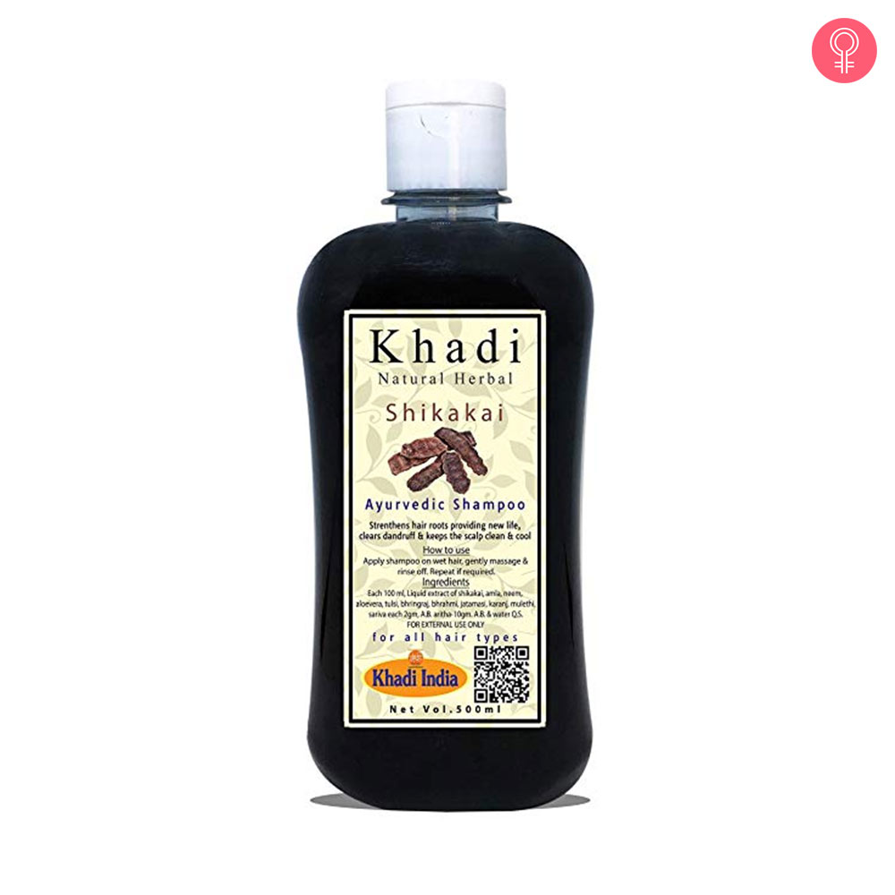 Khadi Natural Herbal Shikakai Shampoo