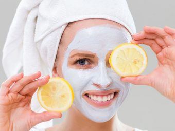 Lemon Face Pack For Fair Skin in Hindi