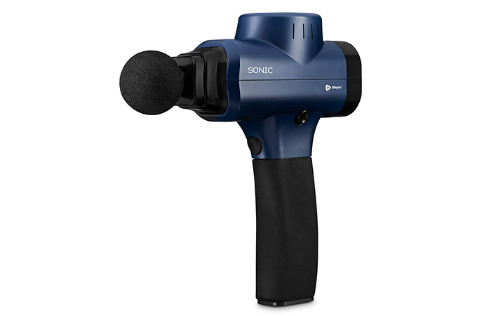 LifePro Sonic Handheld Percussion Massage Gun