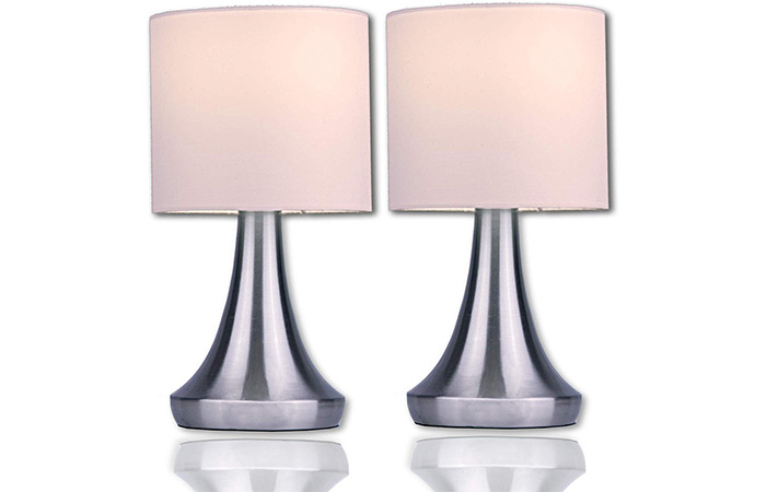 Ligh Accents Touch Lamp Set