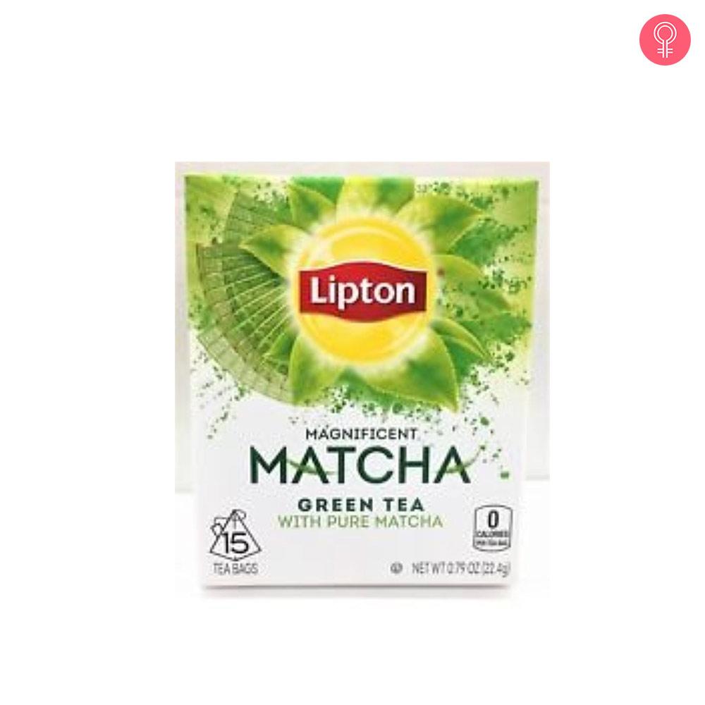 Lipton Matcha Green Tea Bags