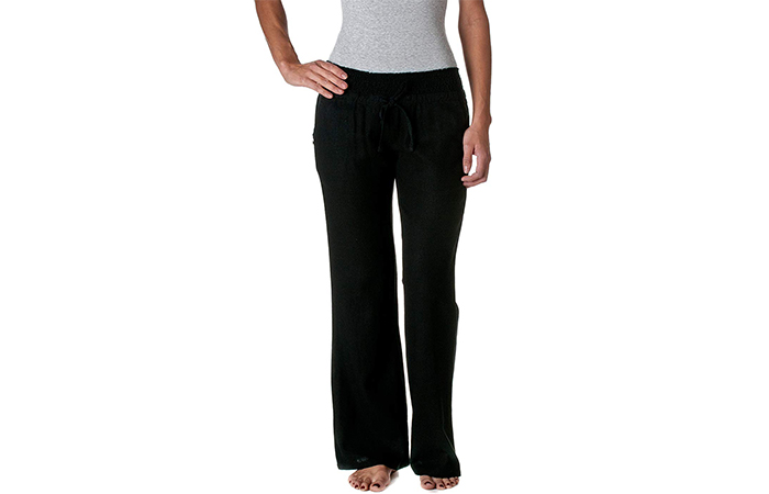 Love Tree Women's Linen Drawstring Pants