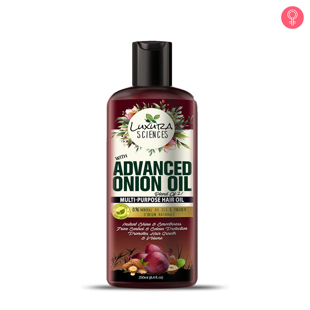 Luxura Sciences Advanced Onion Oil 250 ml