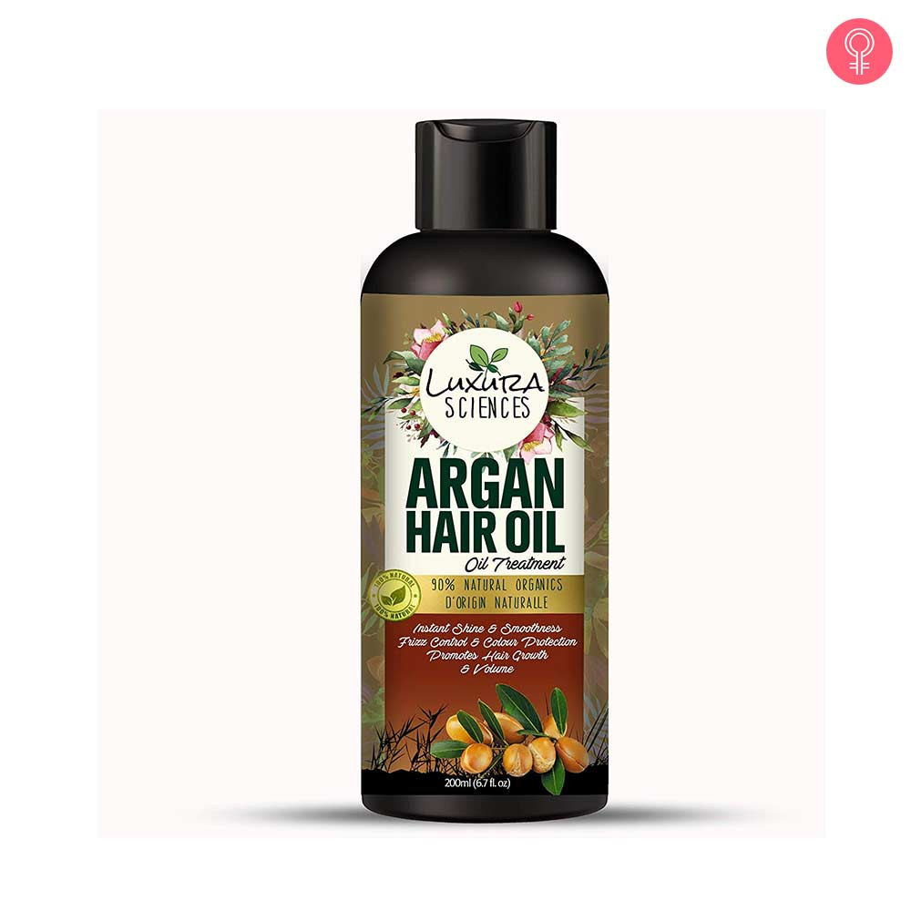 Luxura Sciences Argan Hair Oil 200 ml