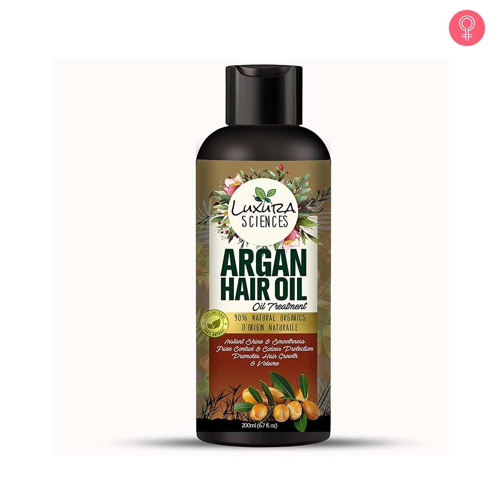 Luxura Sciences Argan Hair Oil 200 ml