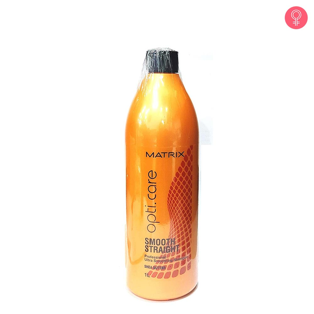 MATRIX By fbb Opti Care Smooth Straight Shampoo