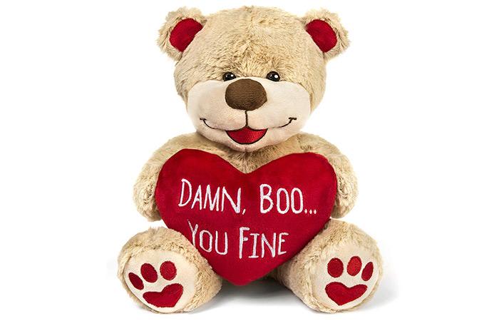 Maad Valentines Bear