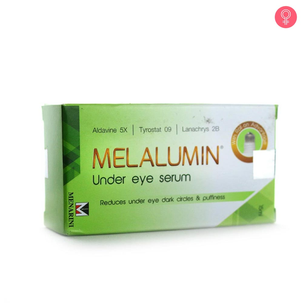 Menarini Melalumin Under Eye Serum