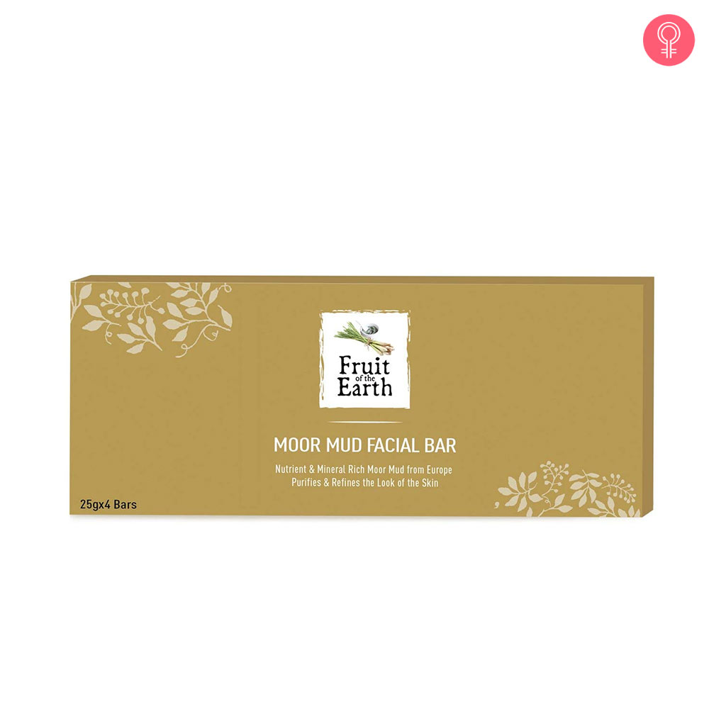Modicare Fruit Of The Earth Moor Mud Facial Bar