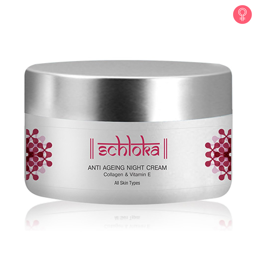 Modicare Schloka Anti Ageing Night Cream