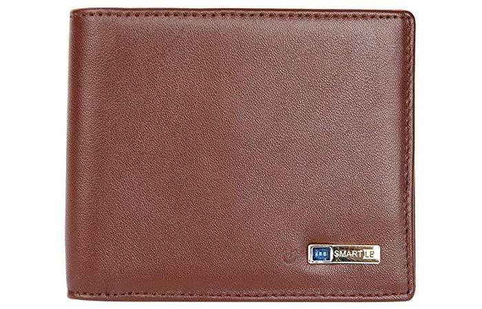 Modoker Anti-Lost Tracking Smart Wallet