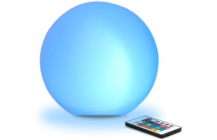 Mr.Go 8-inch Ultra-fun LED Glowing Ball
