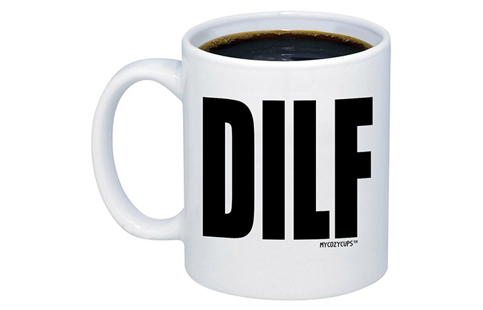 MyCozyCups DILF Coffee Mug