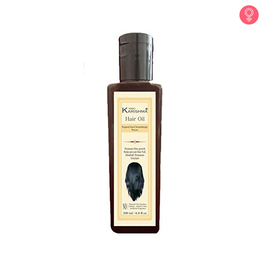 NMC Karishma Hair Oil 786