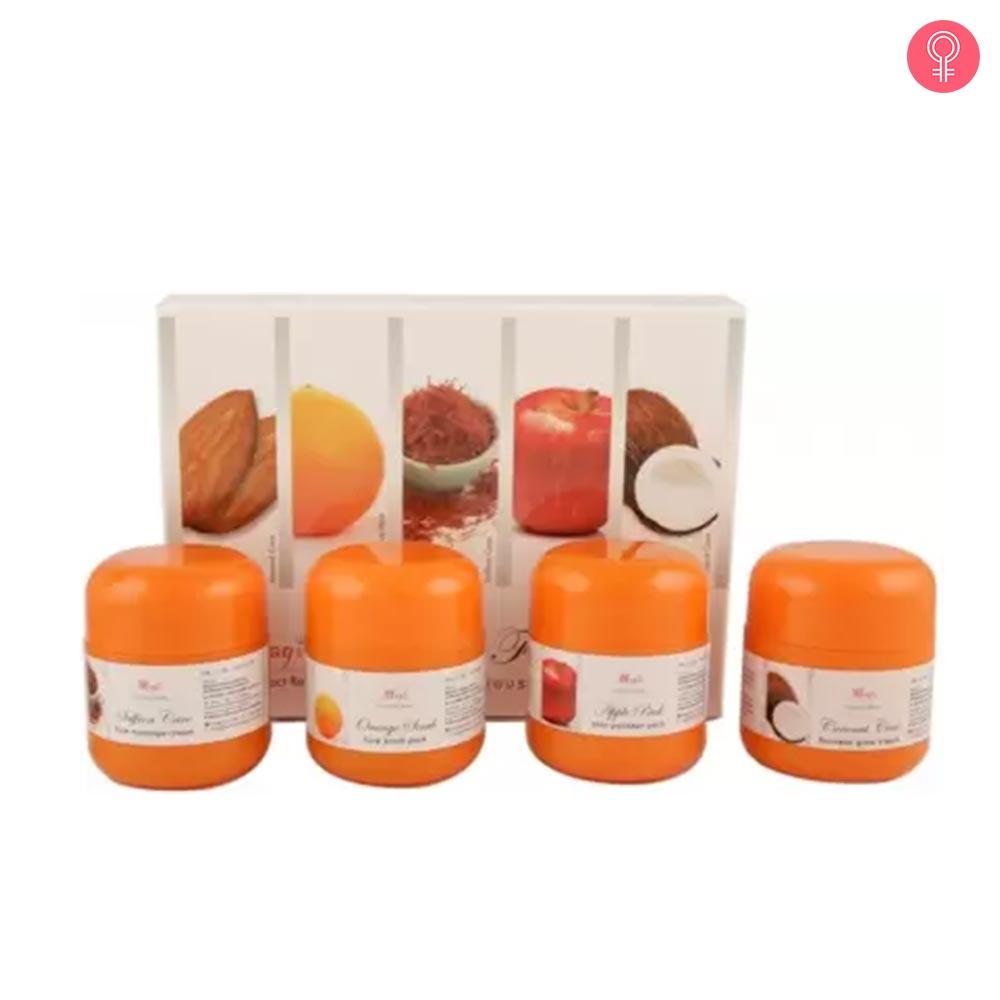 Nature's Essence Fruit Facial Kit