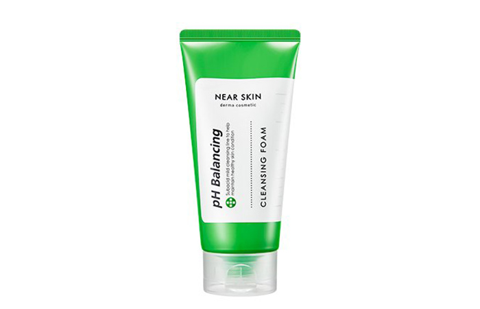 Near Skin pH Balancing Cleansing Foam