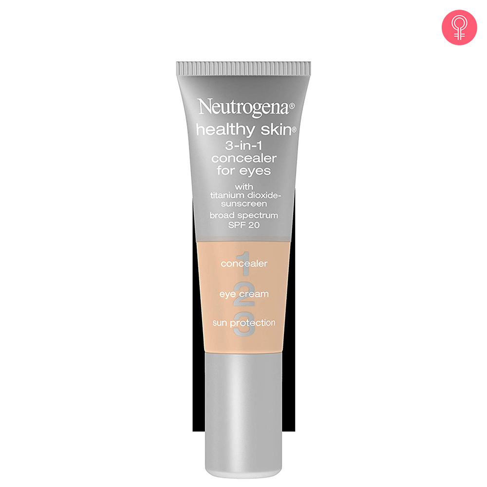 Neutrogena Healthy Skin 3-in-1 Concealer For Eyes SPF 20