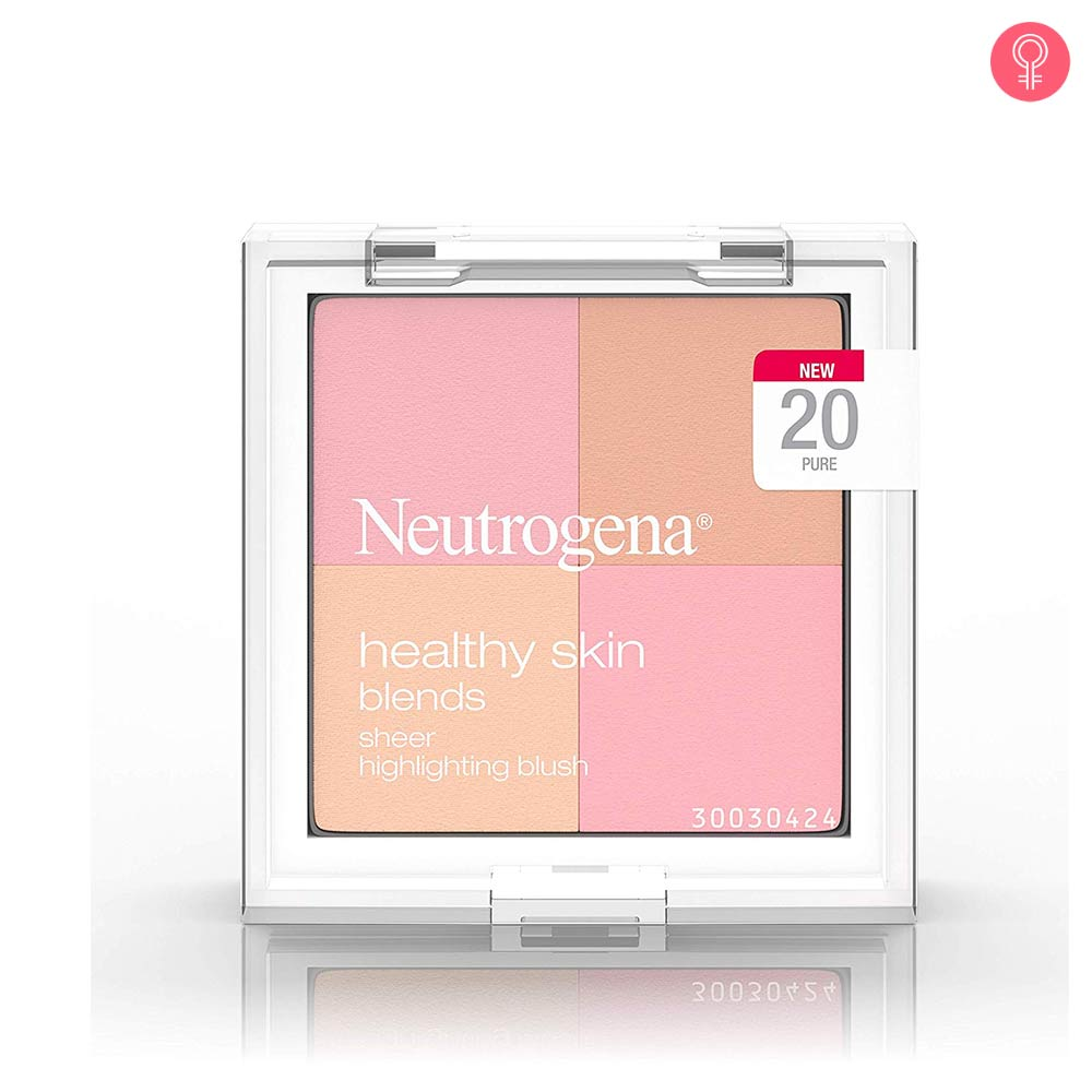 Neutrogena Healthy Skin Blends Natural Radiance Bronzer