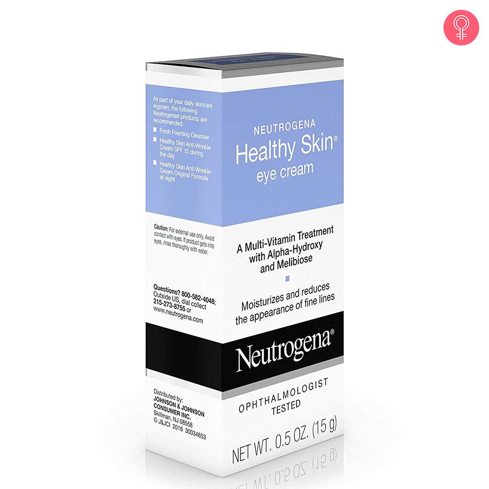 Neutrogena Healthy Skin Eye Cream