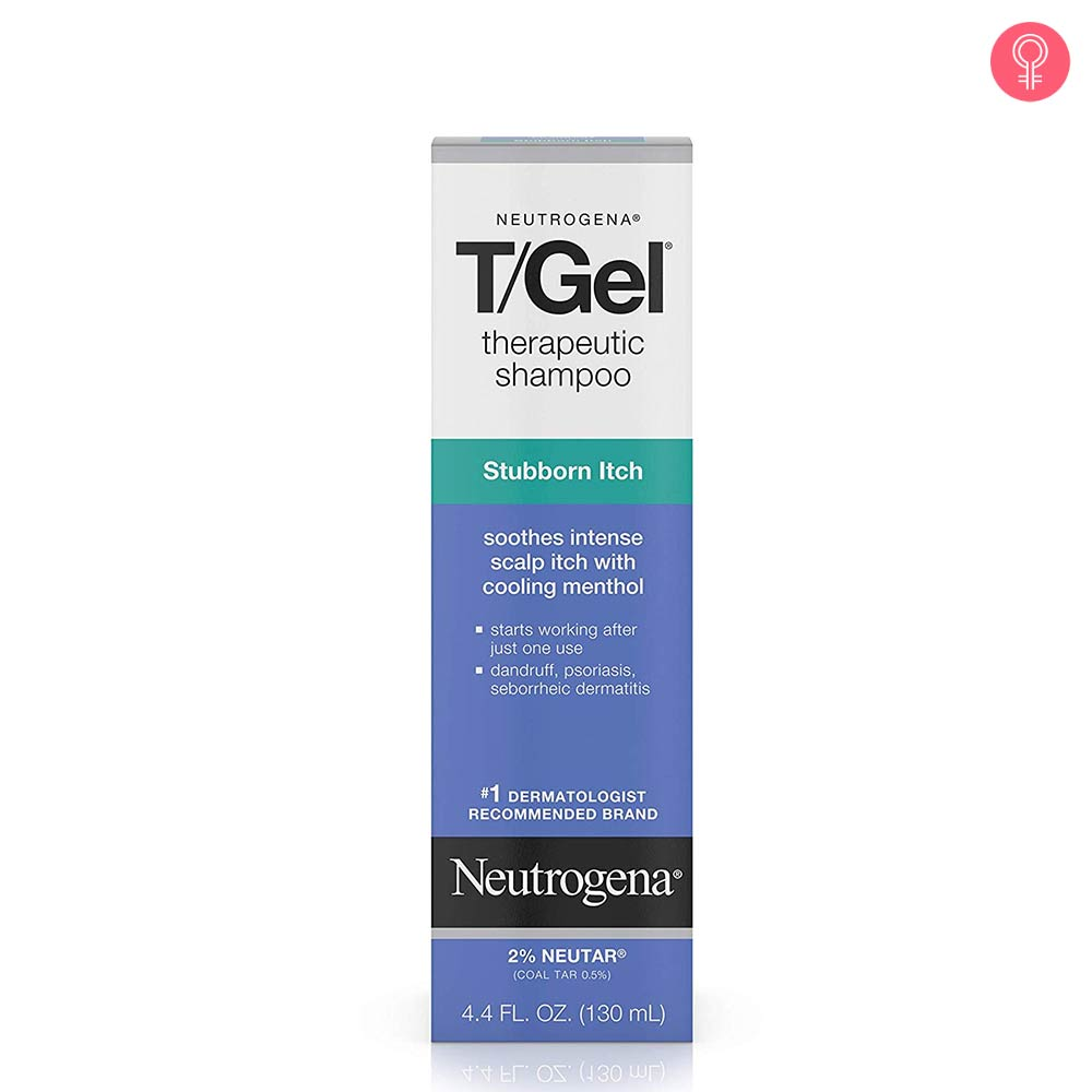 Neutrogena T Gel Therapeutic Stubborn Itch Shampoo