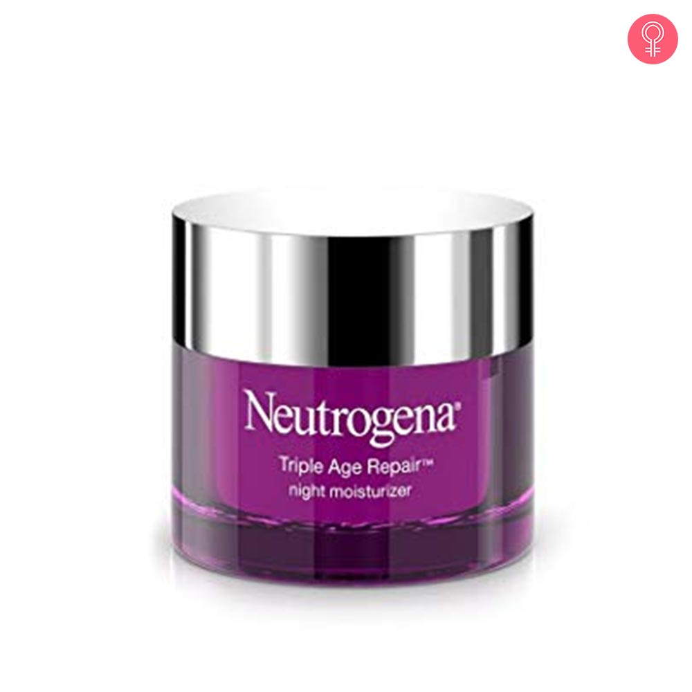 Neutrogena Triple Age Repair Night Moisturizer