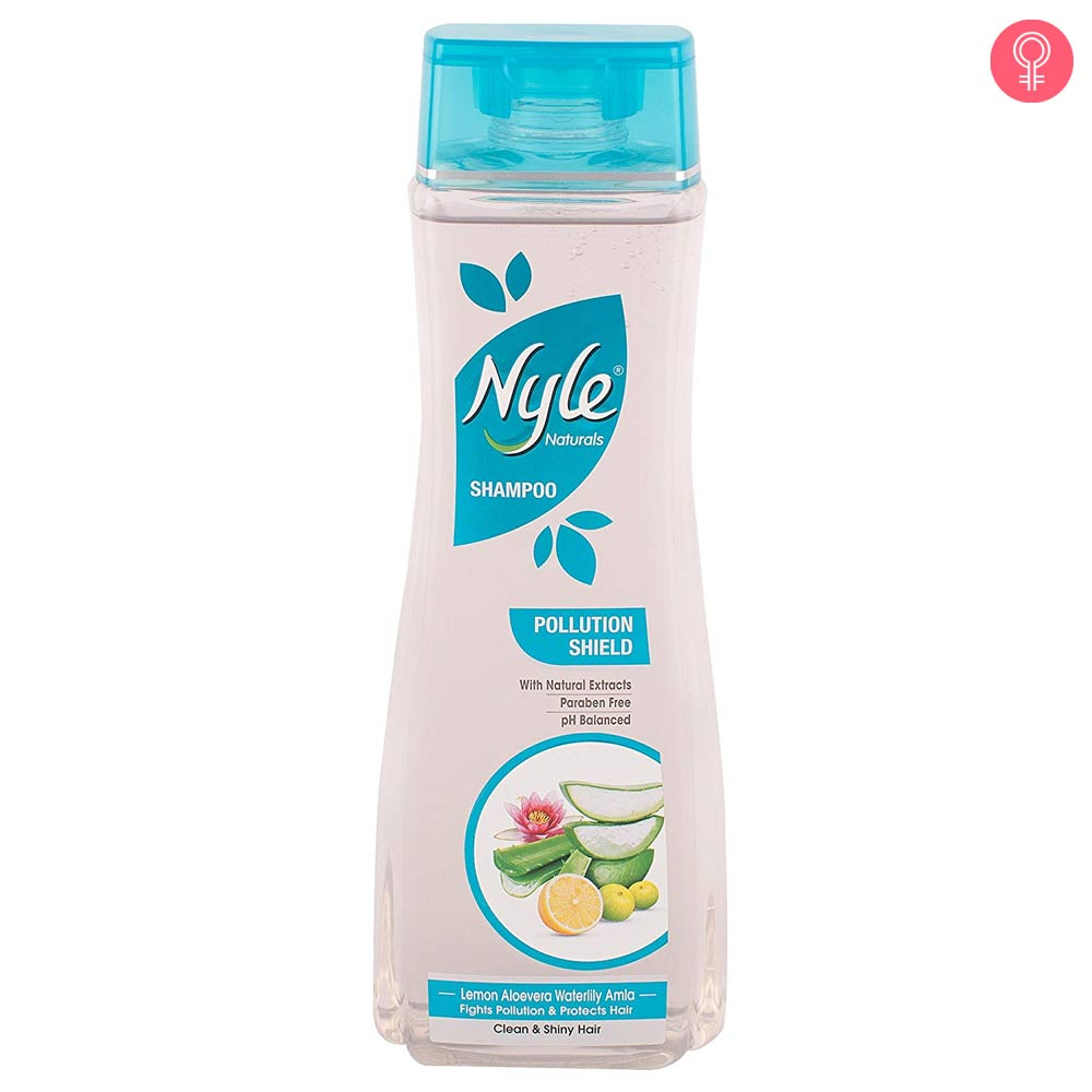 Nyle Pollution Shield Shampoo